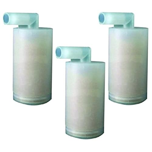 3 x SparesPlanet Anti-Scale Cartridge Filter Breville, Bush, Delta Aldi, Domotec, Kenwood Steam Generator Iron