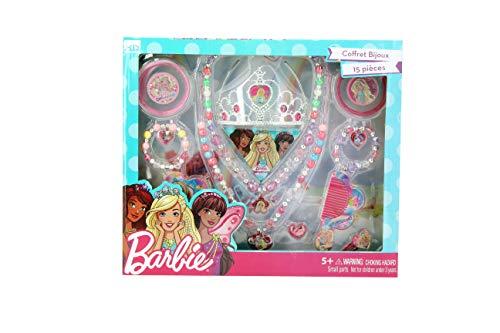 kd fashion - Barbie Dreamtopia - Luxuriöse Geschenkbox, 15 Stück, T18704, Mehrfarbig