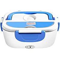 1.5L Truck/Car Electric Heating Lunch Box, Portable Bento Meal Food Heater Thermal Warmer for 24V Truck 12V Car