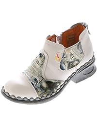 81de86073f826 Amazon.fr   Blanc - Derbies   Chaussures femme   Chaussures et Sacs