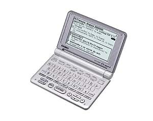 Casio EW-F200 Dictionnaire Electronique Trilingue Français/Anglais/Espagnol