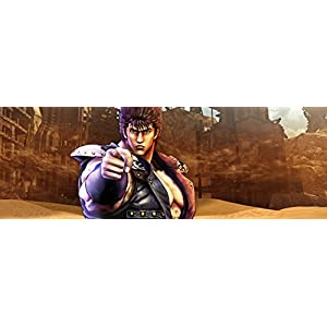 FIST OF THE NORTH STAR: LOST PARADISE – FIST OF THE NORTH STAR: LOST PARADISE (1 GAMES)