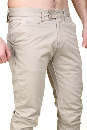 Kaporal - Jeans Melvie17 Chino Sand Beige