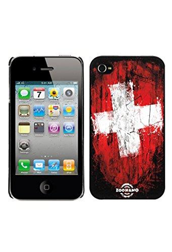 zoonamo-iPhone 4/4S Case/Étui Suisse Classic