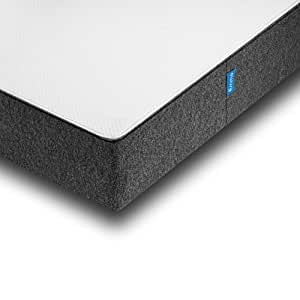 emma matratze aus memory viskoschaum 90x200cm extrem atmungsaktiv als bett ohne lattenrost. Black Bedroom Furniture Sets. Home Design Ideas