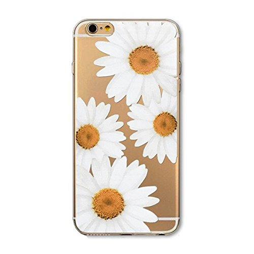 Coque Rigide pour iphone 5C , nature , gateau , macaron , fleurs , cactus Margerite