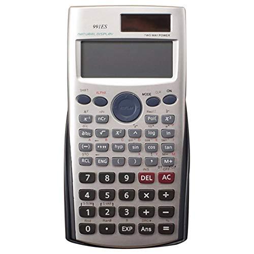 Yangyme Büromaterial Wissenschaftlicher Taschenrechner Elektronischer Taschenrechner Perfekt Für Schulkollegs Oder Finanzjobs (4 Funktions-solar-taschenrechner)