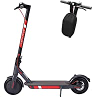 COOLBABY 8.5 Inch Adult Electric Scooter With APP,Easy Fold Carry Design Lightweight With a Bag 25KM/H MAX LOA