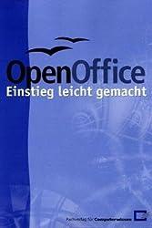 OpenOffice-Einstieg leicht gemacht