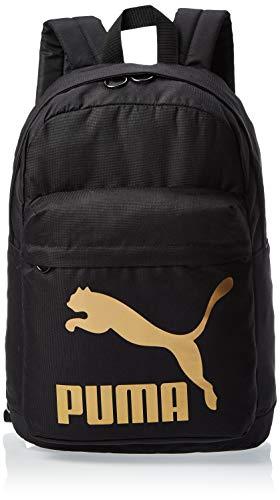 PUMA Unisex- Erwachsene Originals Backpack Rucksack, Black, OSFA