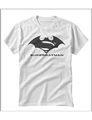 T-shirt uomo-donna Batman vs Superman