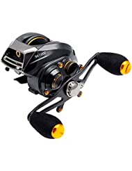 SK1200 baitcasting reel 14 ball bearings 209g carp fishing gear right Hand bait casting fishing reel (left)