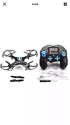 EACHINE H8C Quadcopter With 2.0MP HD Camera 2.4G 6 Axis RC Quadcopter Drone RTF Mode 2 from Aeiolw