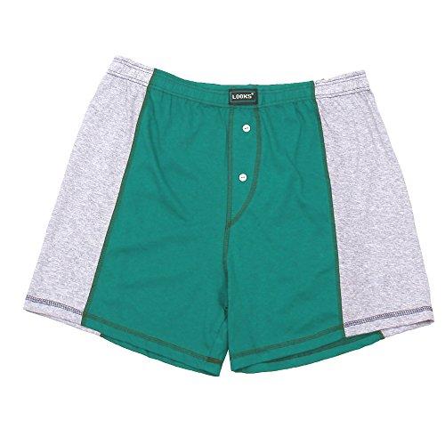 5er Pack Herren Boxershorts (Übergröße) Nr. 396 - Farben und Muster können variieren ( Mehrfarbig / 13 ) - 6