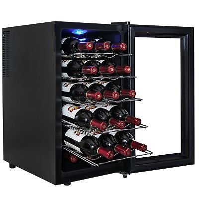 Royal Sovereign 33 Bottle Under Counter Wine Cooler from Royal Sovereign
