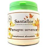 Santaflor - Fenugrec semence - gélules240 gélules gélatine végétale