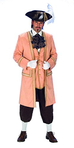 Gehrock Rock Barockkostüm für Barock Kostüm und Mittelalter Kostüm