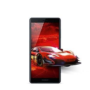 Sony Xperia XZ2 Compact UK SIM-Free Smartphone - Liquid Black (Exclusive to Amazon) [UK]