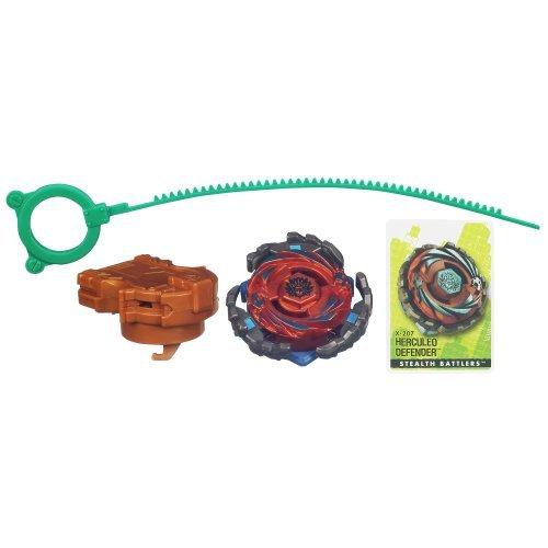 Beyblade Extreme Top System Stealth Battlers X-207 Herculeo Defender Top by Beyblade