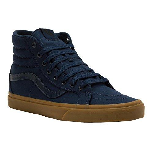 Vans Herren Sk8-Hi Hightop Sneaker Blau