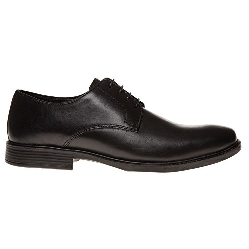 Red Tape Langley Homme Chaussures Noir Noir