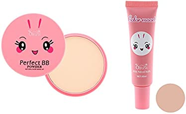 OBUSE Color Mood 2 in 1 Foundation and Perfect BB Powder (1320-02)