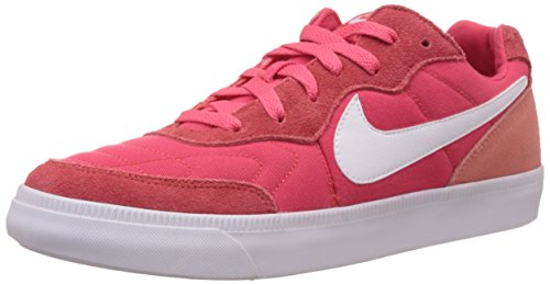 Nike Men's Nsw Tiempo Trainer Rio,White,Sunblush  Casual Sneakers -10 UK/India (45 EU)(11 US)  available at amazon for Rs.3995