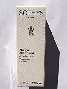 Sothys-Masque absorbant-Peau Mixte à Grasse-50ml