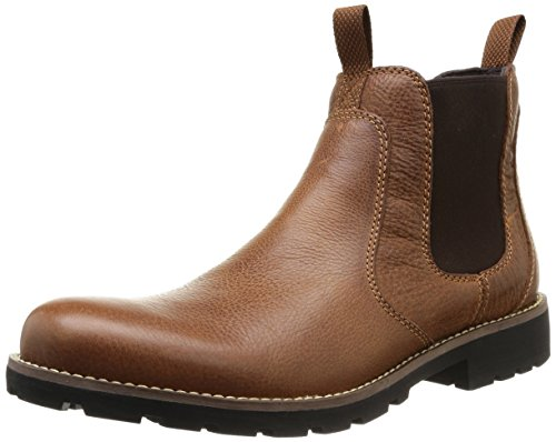 Rockport Se Chelsea Boot, Boots homme Marron (Brownstone)