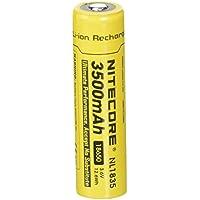 Nitecore nl1835Accesorio de Linterna para Adulto, Negro/Amarillo