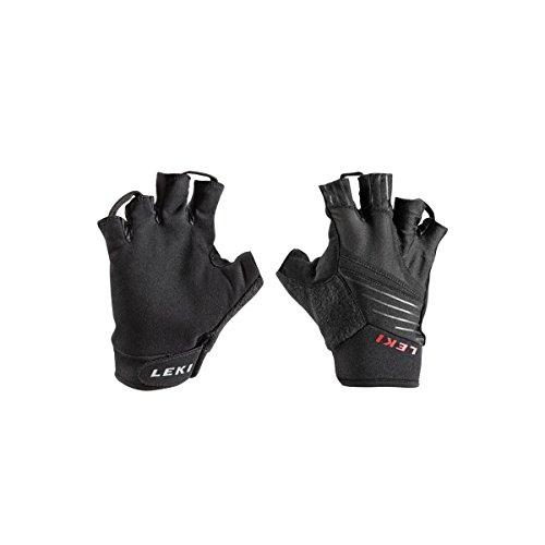 Leki HS Master short Nordic Walking Handschuh schwarz, Größe:7