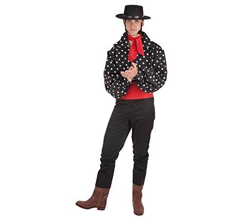 Zzcostumes LLOPIS Zigeuner Kostüm für Erwachsene