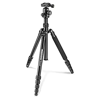Manfrotto Element Big Traveller Tripod with Ball Head, Black