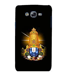 printtech Lord God Balaji South India Back Case Cover for Samsung Galaxy J2 / Samsung Galaxy J2 J200F