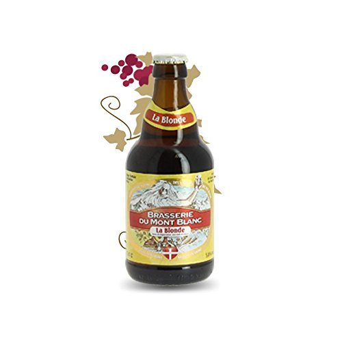La Blonde Bière Brasserie du Mont Blanc