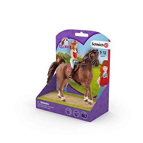 Schleich 42411 - Horse Club Hannah & Cayenne -