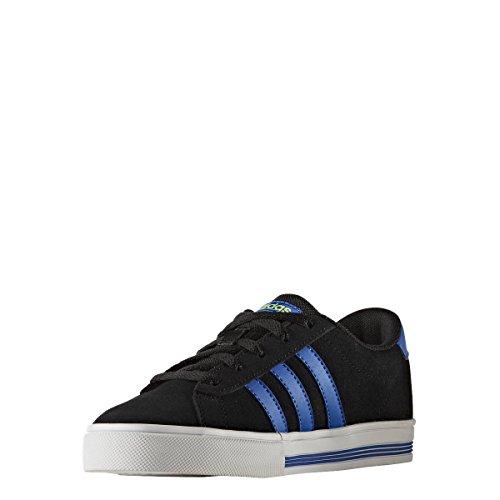 adidas  Daily Team K, chaussure de sport Unisexe - enfant Noir