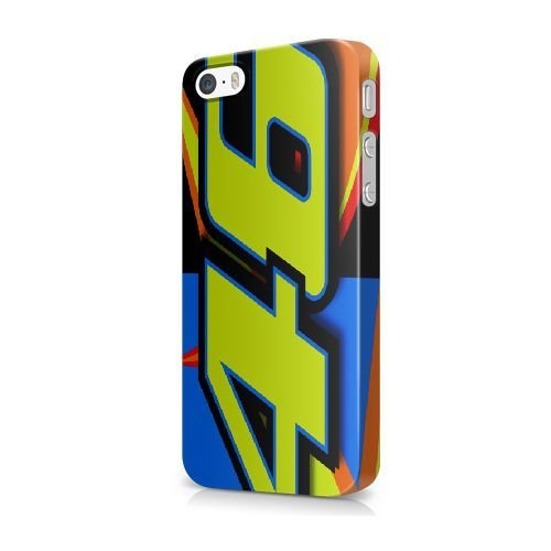 NEW* VOLKSWAGEN LOGO Tema iPhone 6/6S (4.7 Version) Cover - Confezione Commerciale - iPhone 6/6S (4.7 Version) Duro Telefono di plastica Case Cover [JFGLOHA994750] VALENTINO ROSSI#02