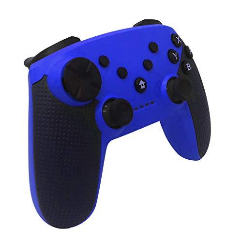 FOANA Wireless Bluetooth Controller Griff Gaming Pad Joystick für Nintend o blau -