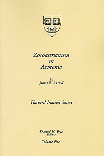 Zoroastrianism in Armenia (Harvard Iranian Series) por James Russell