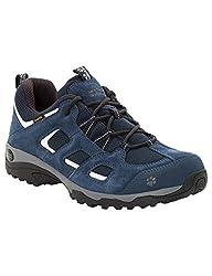 Der Vojo Hike 2 Texapore Low für Herren von Jack Wolfskin ist ein robuster Outdoor-Schuh für deine anspruchsvollen Wander-Touren.  Die Kombination der Obermaterialen aus Veloursleder und Textil-Einsätzen mit der Texapore Membran, schützt deinen Fuß z...