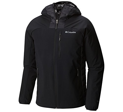 Columbia Herren Dutch Hollow Hybrid Jacke, MU-Black, XL