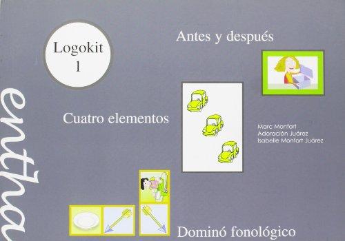 Logokit 1 - Antes Y Despues por Isabelle Monfort