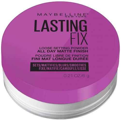 Maybelline New York - Polvos Fijadores Translúcidos Master Fix 01 Translucent - 6 gr