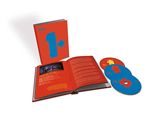 1 (Limited Deluxe Edition CD + 2 Bluray ) -