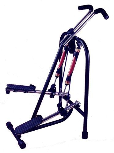 Exer-Step Machine Cycle-Cum-Stepper-Cum-Climber