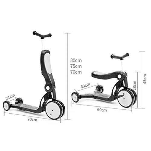IG Faltbares Mini-Laufrad für Kl...