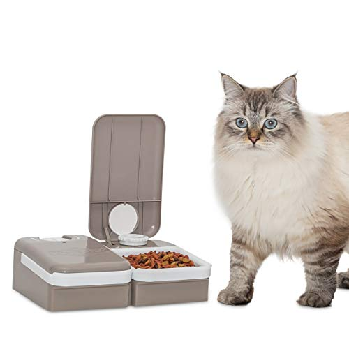 PetSafe 2 pasti Pet Feeder