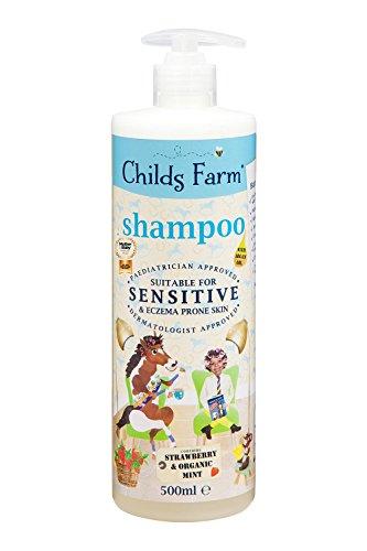 Childs Farm shampoo strawberry & organic mint 500 ml