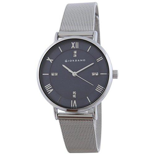 Giordano Analog Black Dial Women's Watch - A2065-11
